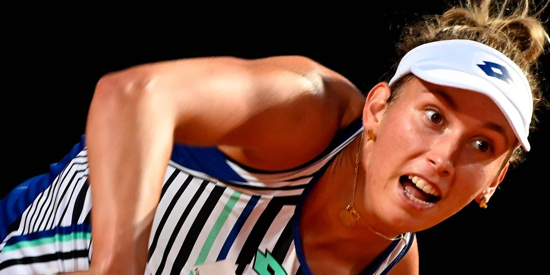 Roland-Garros: Mertens hérite de Gasparyan au 1er tour, Flipkens contre Putintseva