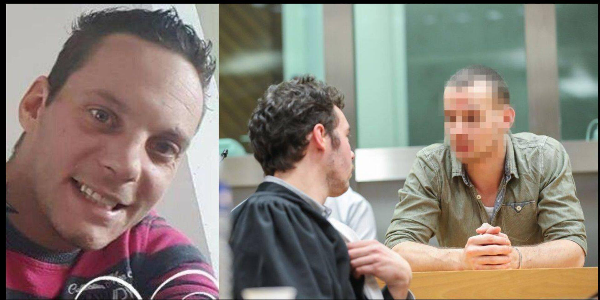 Assises d'Arlon : Giovanni Damilot déclaré coupable du meurtre de Jean-Sébastien Spoiden
