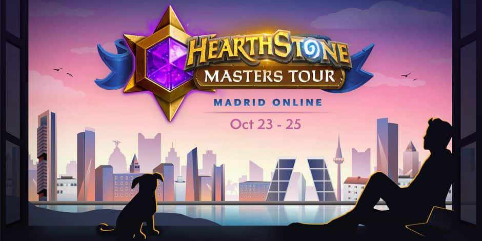 Déroute belge à l'Hearthstone Masters Tour Online de Madrid