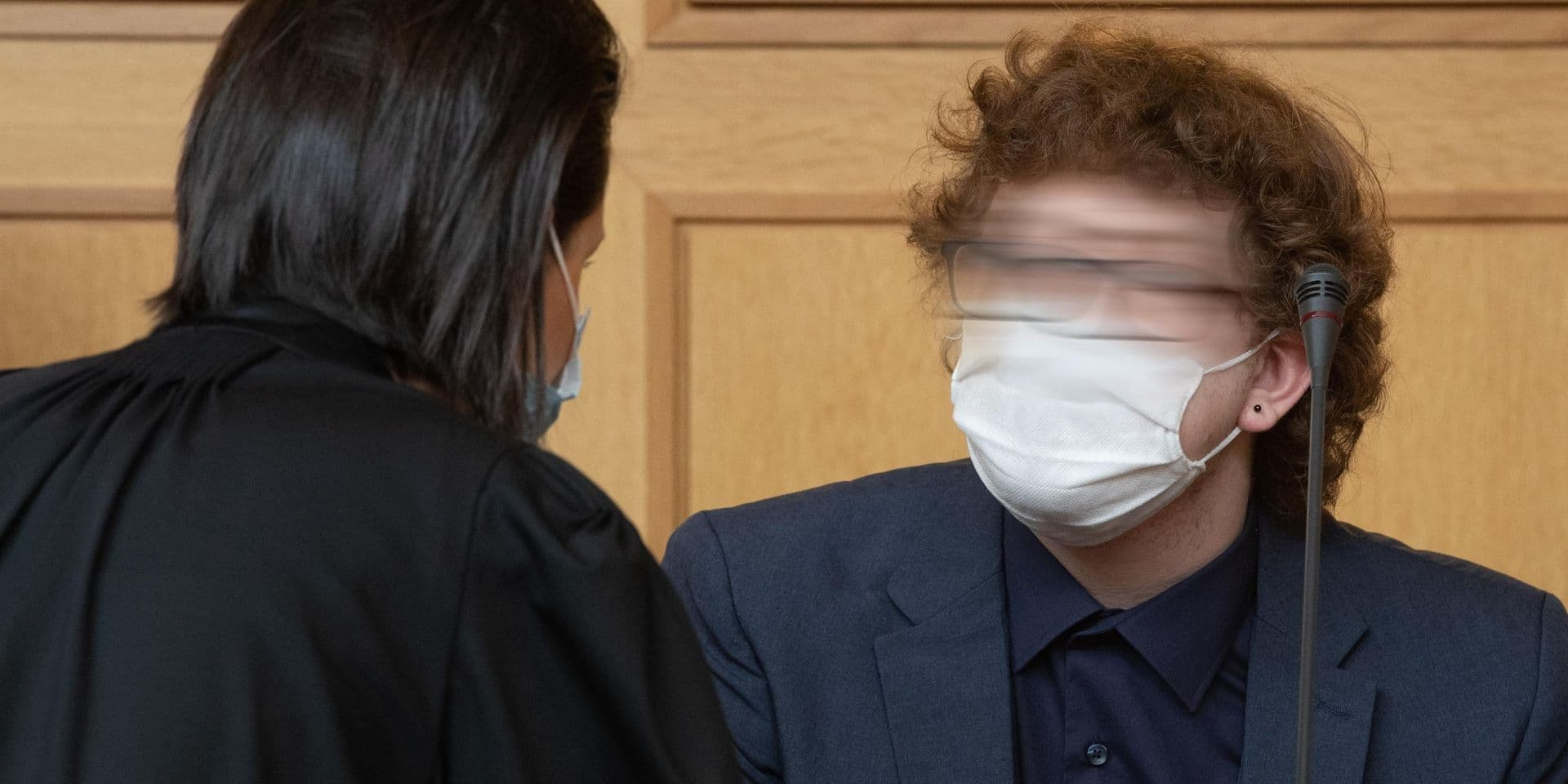 Procès d'Arnaud Spriesterbach: l'accusé décrit comme calme et non violent par ses proches