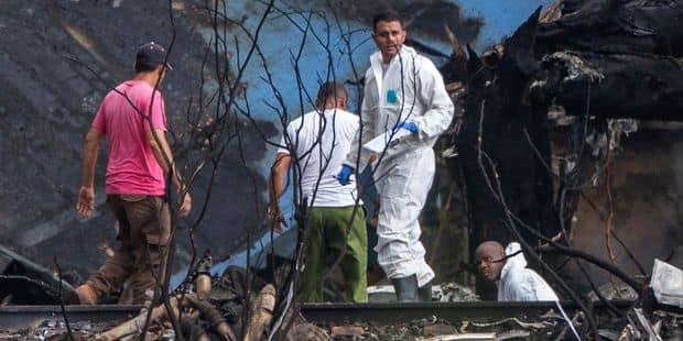 Crash d'avion à Cuba: l'heure du deuil et des interrogations - La DH