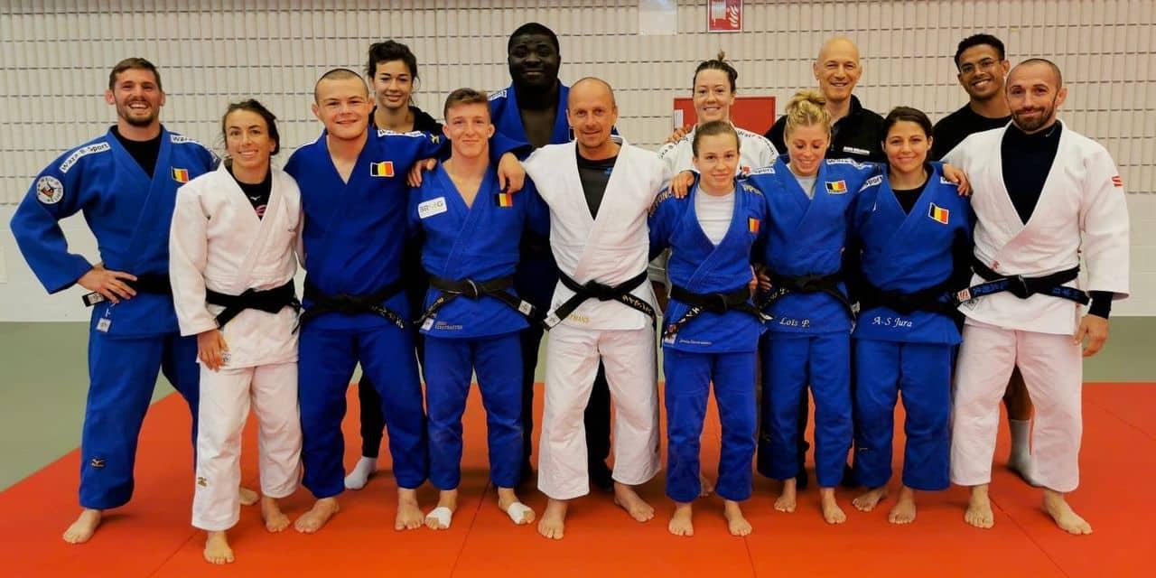 Judo : Onze Belges engagés au Mondial dès dimanche !