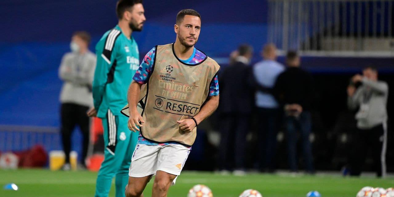 Eden Hazard forfait pour affronter le Shaktar Donetsk en Ligue des champions