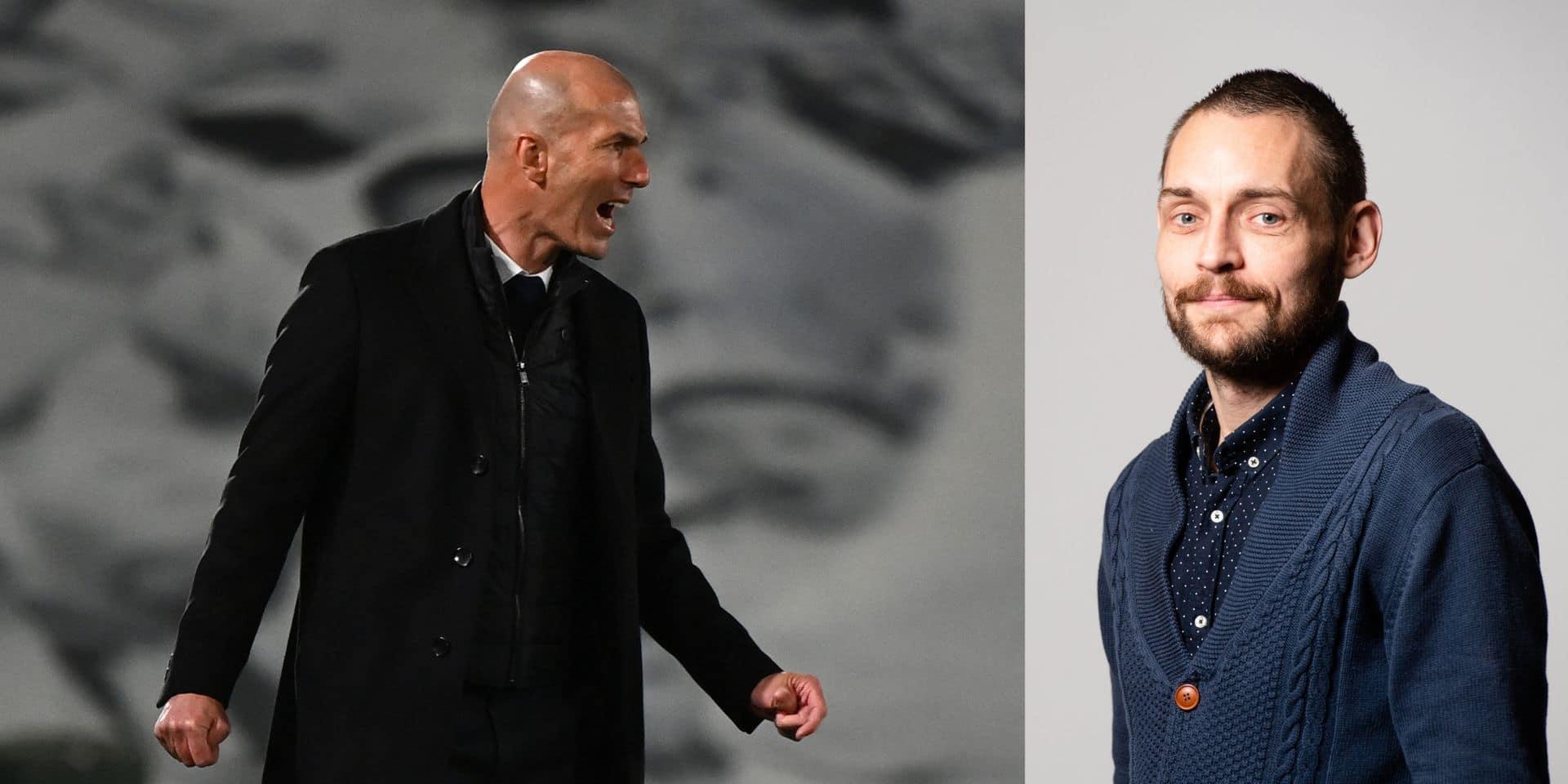 La chronique de Jonathan Lange: un chat qui s'appelle Zidane