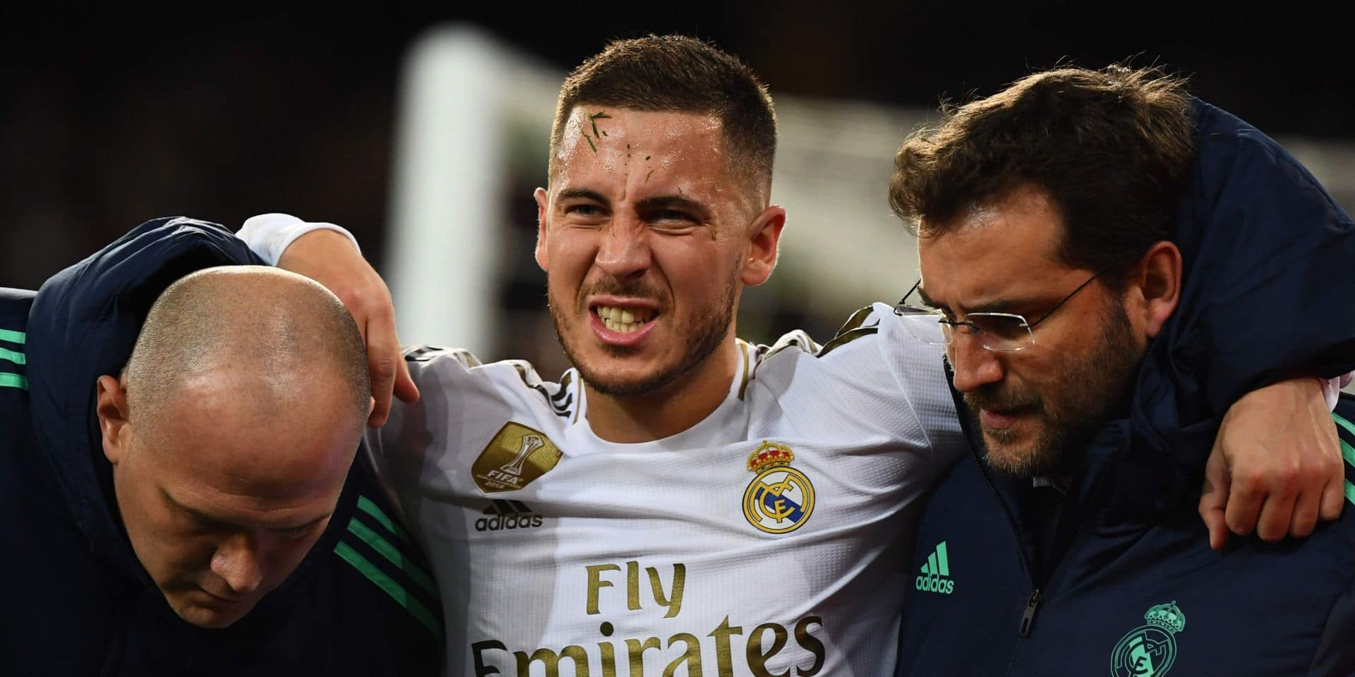 Hazard va manquer le derby contre l'Atlético