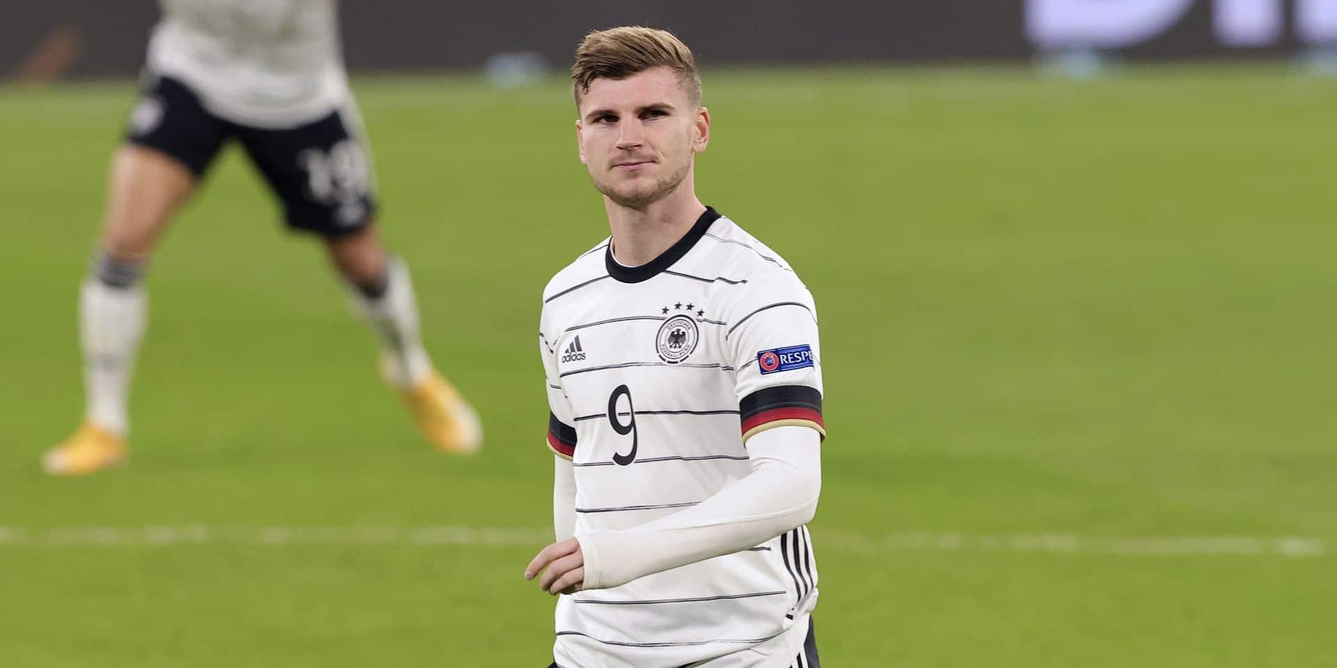 """La Premier League lui va déjà comme un gant: """"Werner est un mix entre Vardy et Kane"""""""