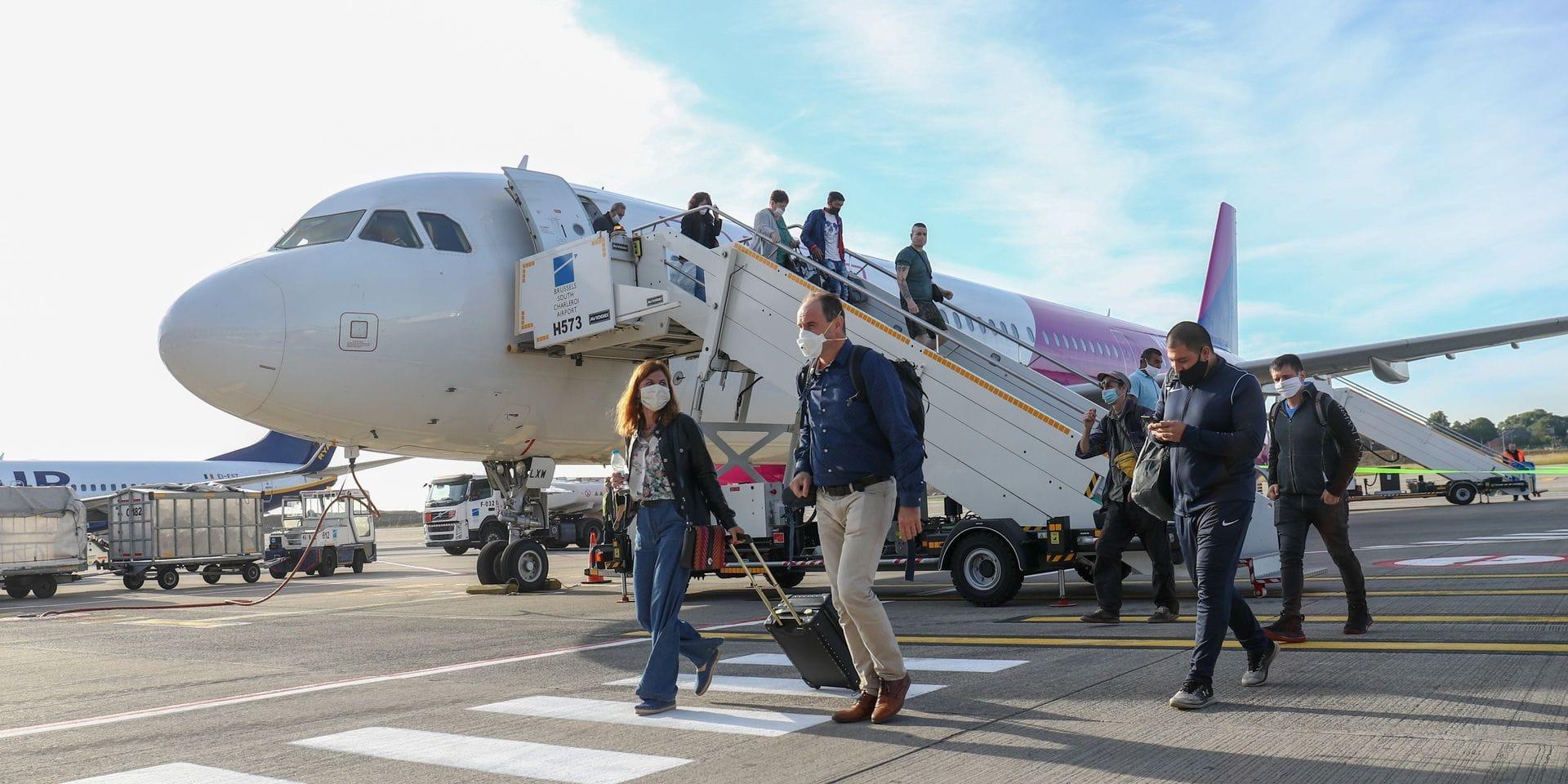 L'interdiction d'entrée en Belgique étendue au Mexique et la Zambie à partir de samedi