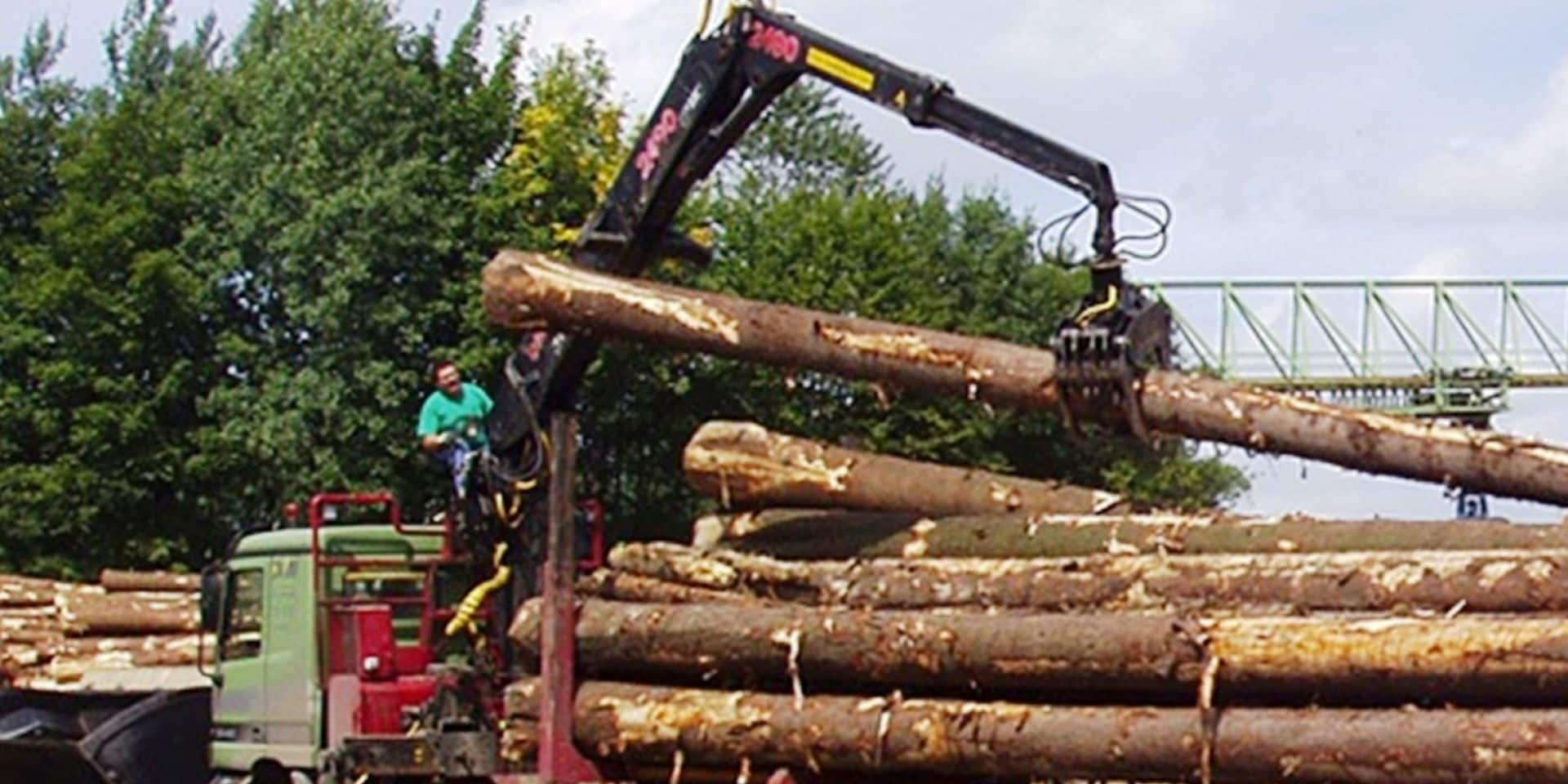 Extension du Pôle Ardenne Bois à Halconreux (Gouvy)