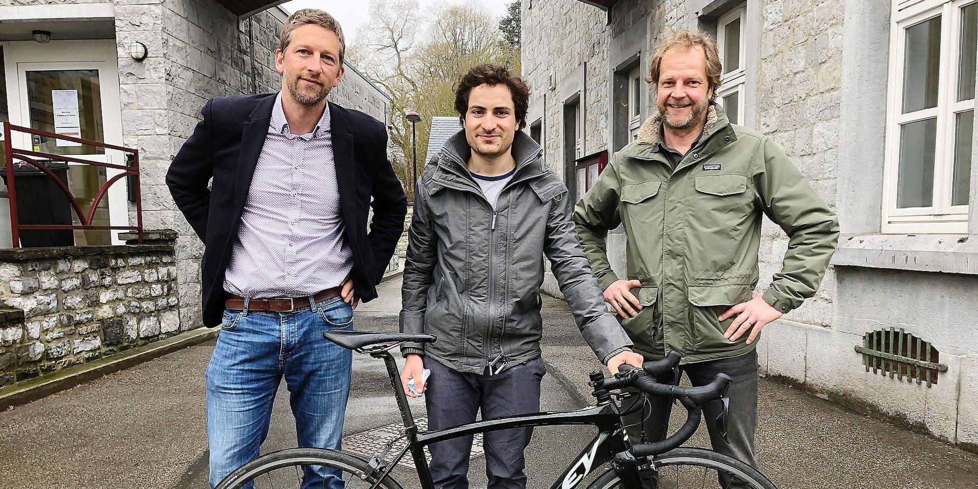 """Cyclisme : Après """"Je cours pour ma forme"""", voici """"Je roule pour ma forme"""""""