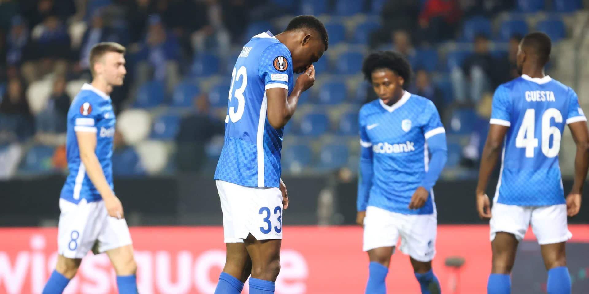 Genk corrigé à domicile par le Dynamo Zagreb (0-3)