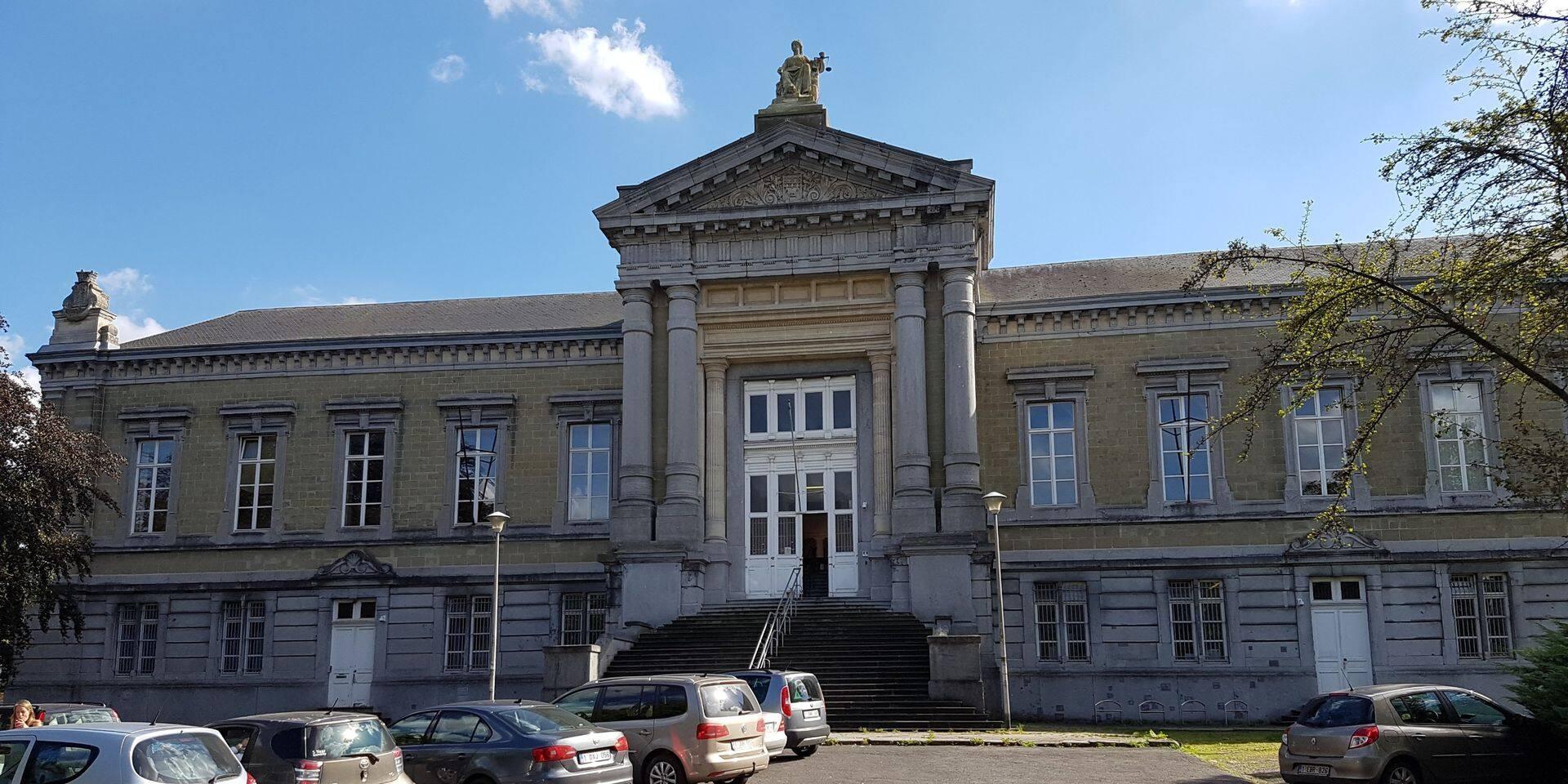 Nouveau palais de justice à Tournai : le ministre Van Quickenborne optimiste