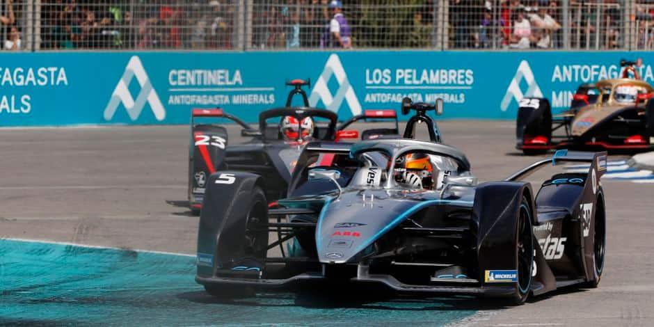 Formula E: Un duel Techeetah-Mercedes pour la dernière grande saison du championnat ?