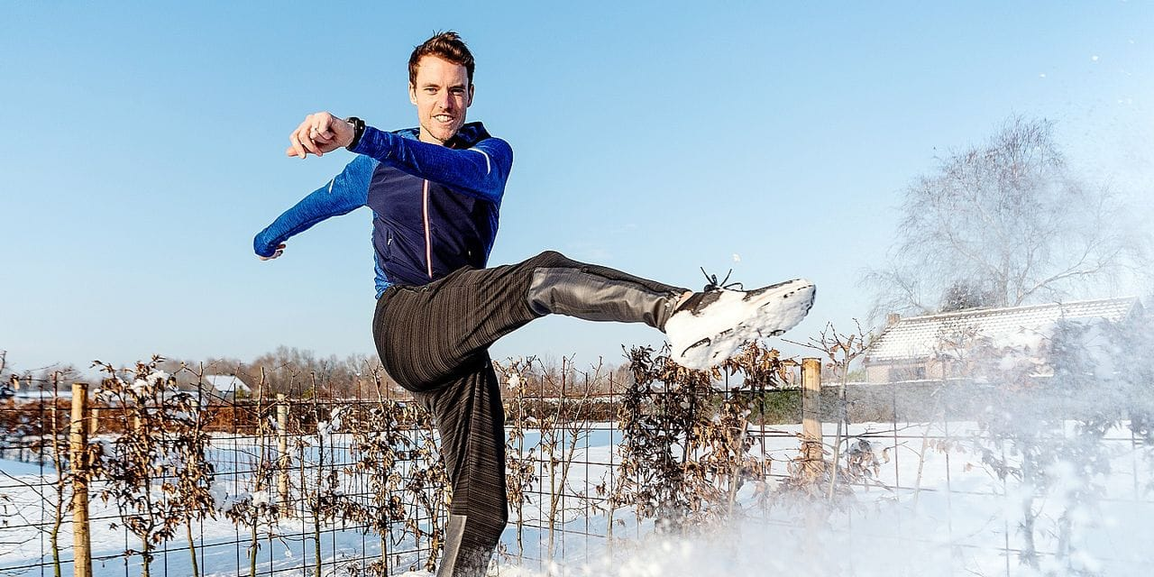 Oostkamp - Koen Naert: Champion d'Europe du marathon