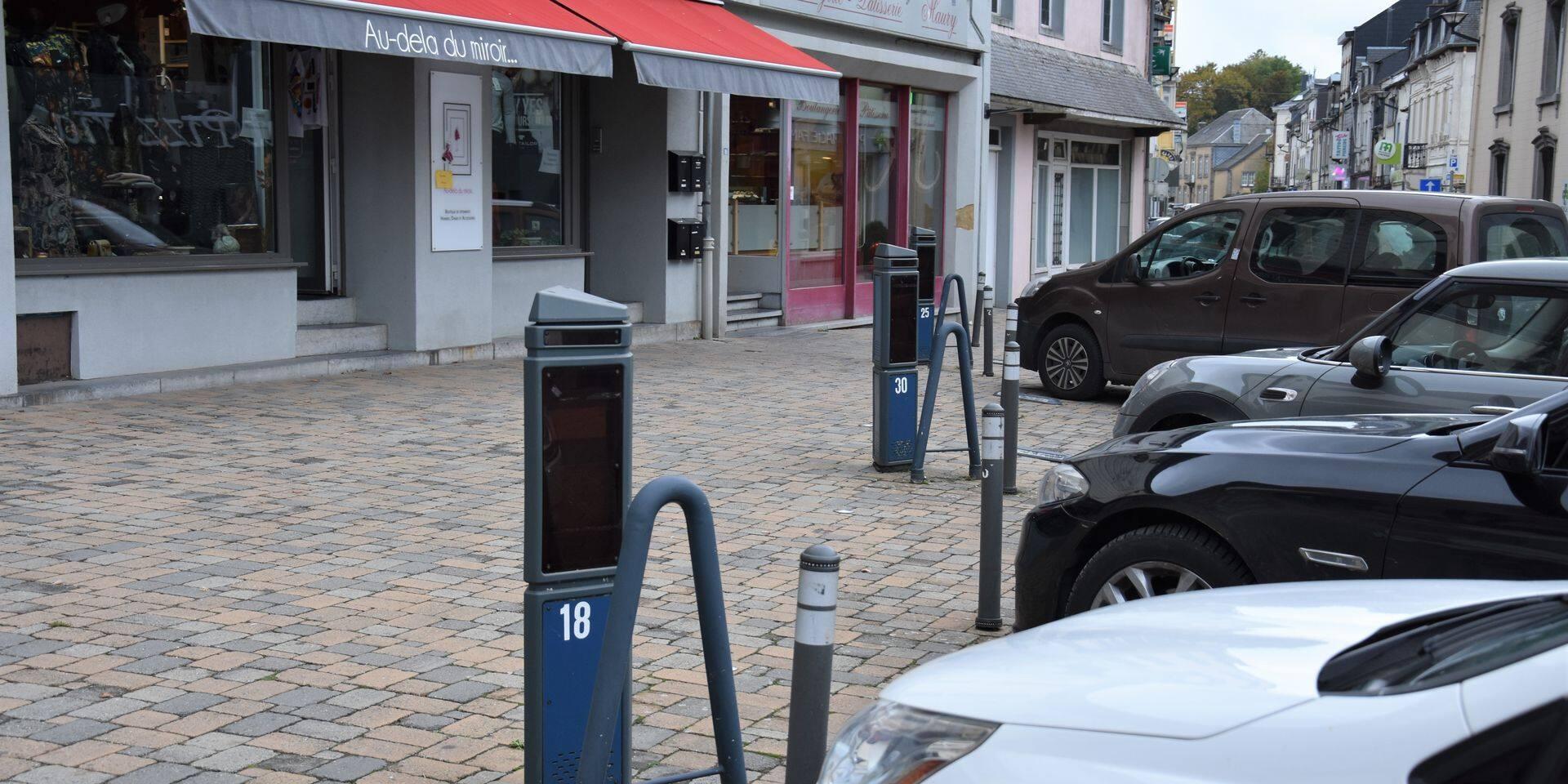 Neufchâteau : les bornes de stationnement ne fonctionnent plus depuis 8 ans