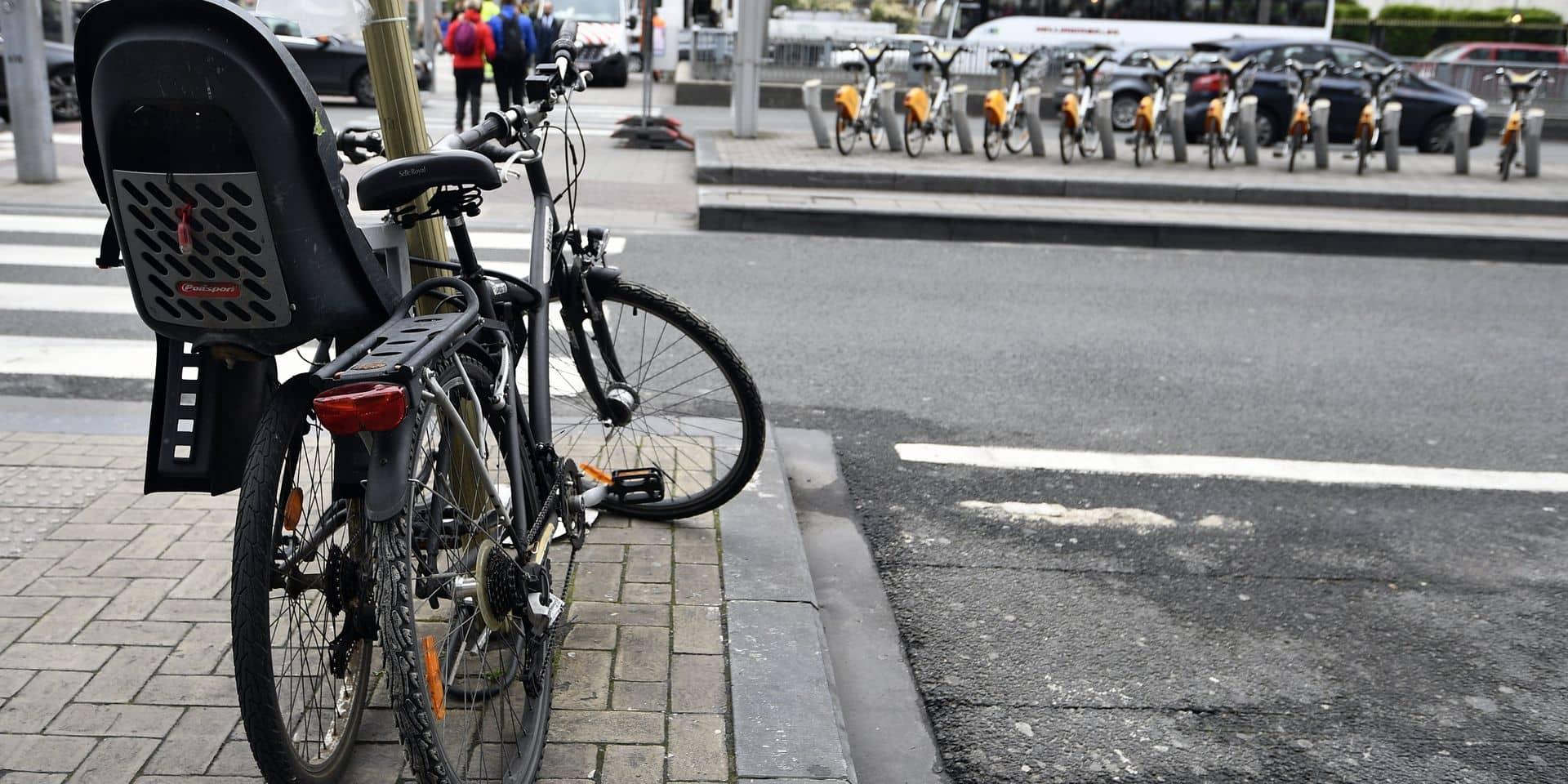 Semaine de la mobilité, 2 Belges sur 3 estiment qu'il n'y a pas assez d'emplacements dédiés aux vélos