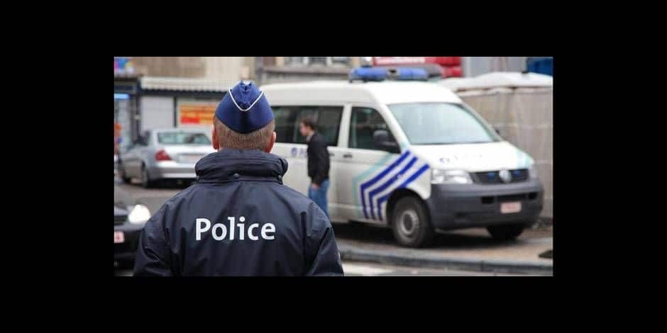 Liège : Il casse la vitre pour rentrer chez son ex !