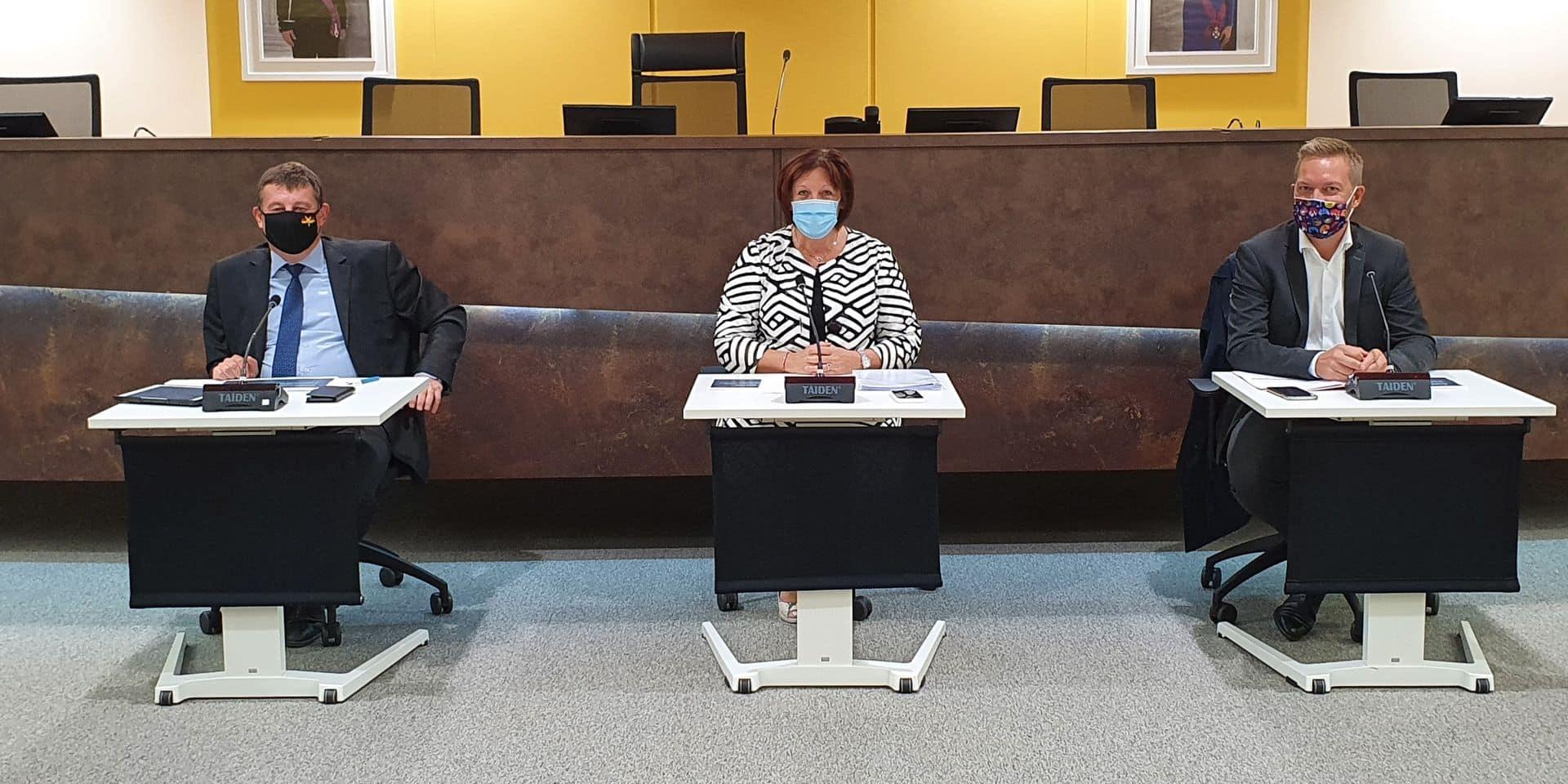 Tournai-Ath-Mouscron: les mesures sanitaires toujours d'application jusqu'au 31 octobre