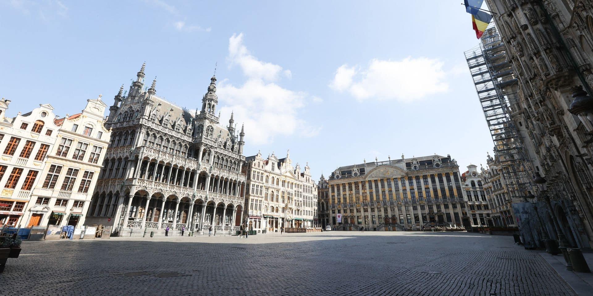 Coronavirus : Bruxelles respire mieux grâce au confinement