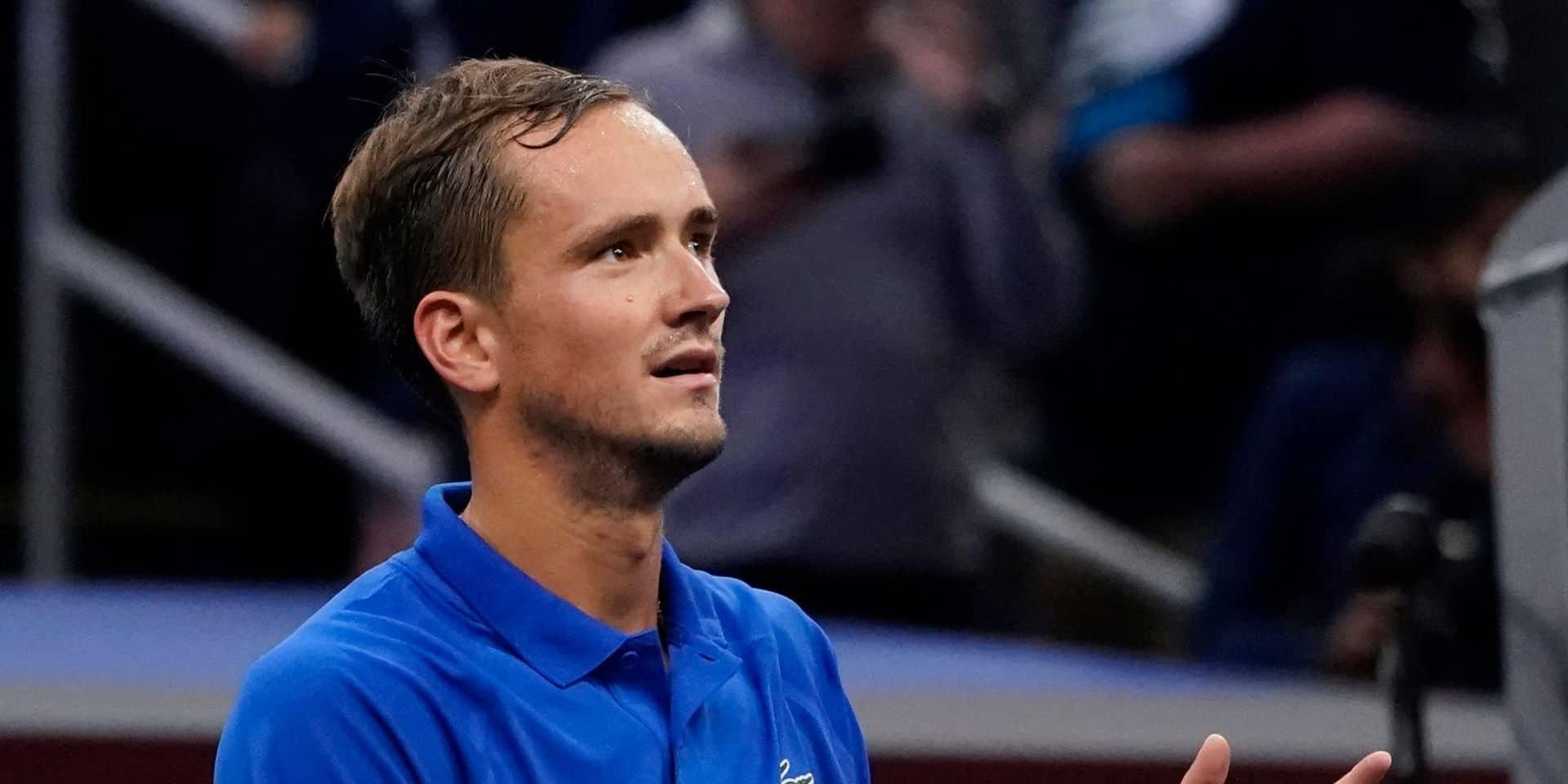 ATP Indian Wells: Medvedev avance sans forcer au 3e tour