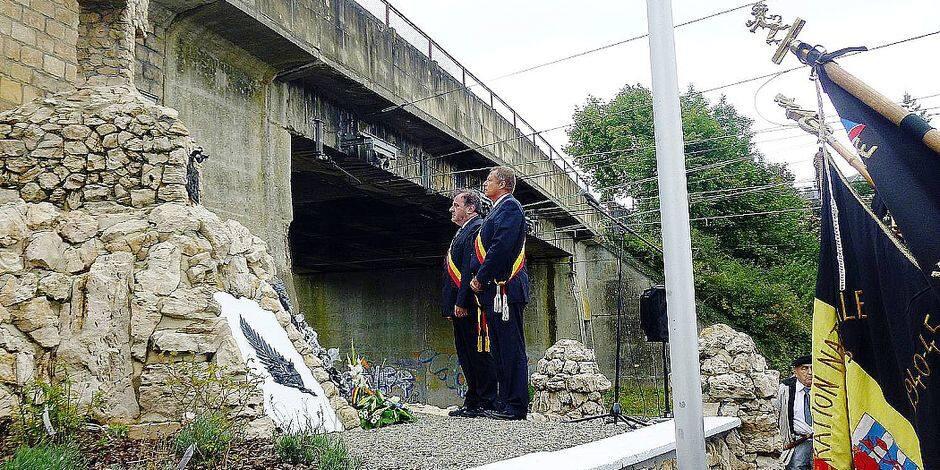 Un bourgmestre découvre un monument aux morts à l'abandon derrière la gare d'Arlon