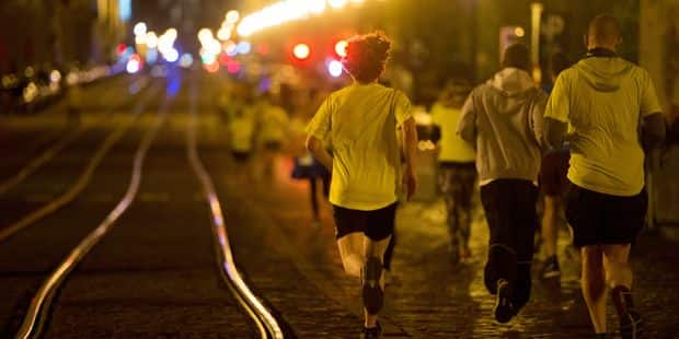 La Brussels Night Run reviendra le 22 septembre prochain - La DH