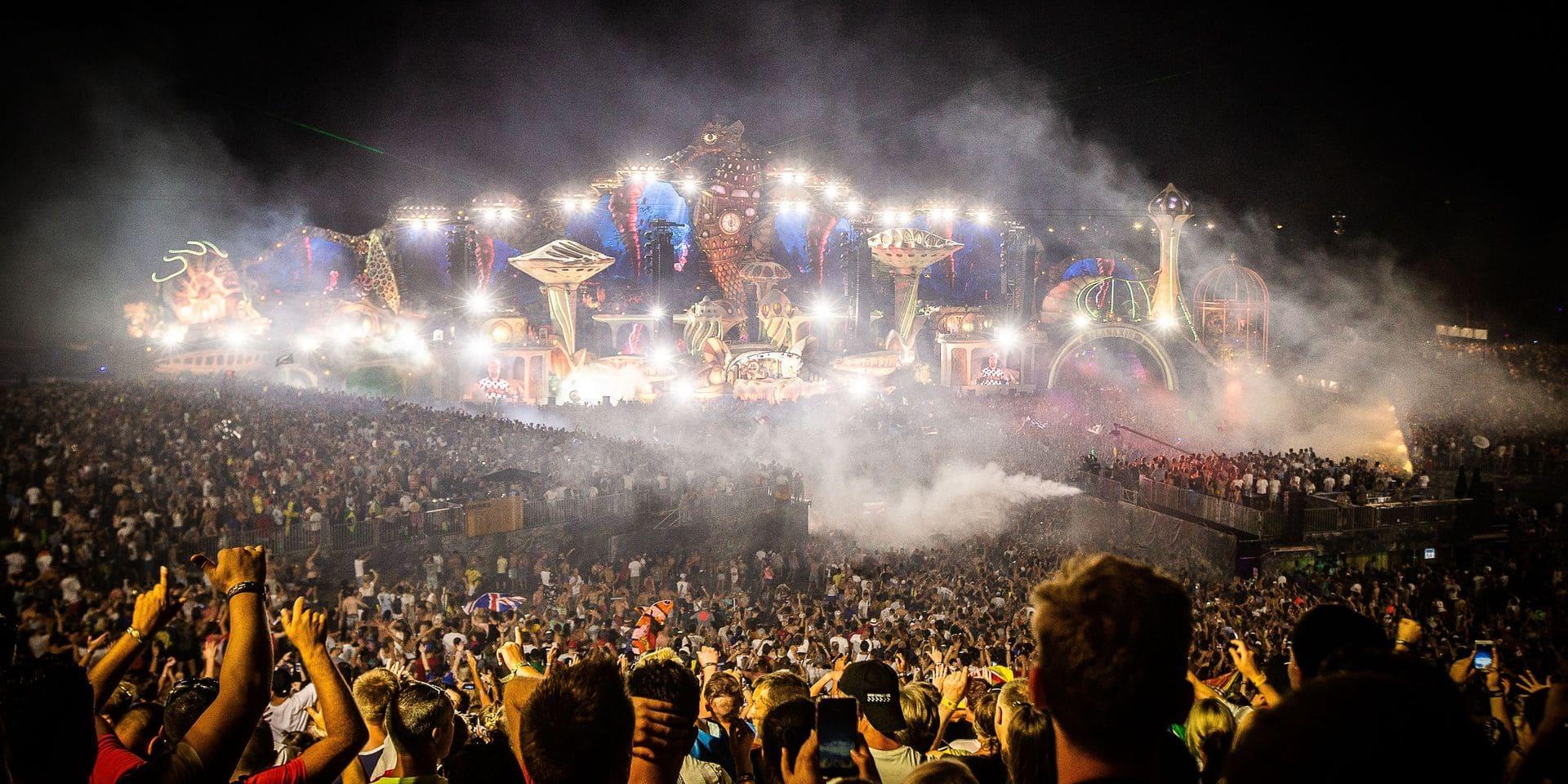 Jusqu'à 30 mois de prison pour des dealeurs de Tomorrowland
