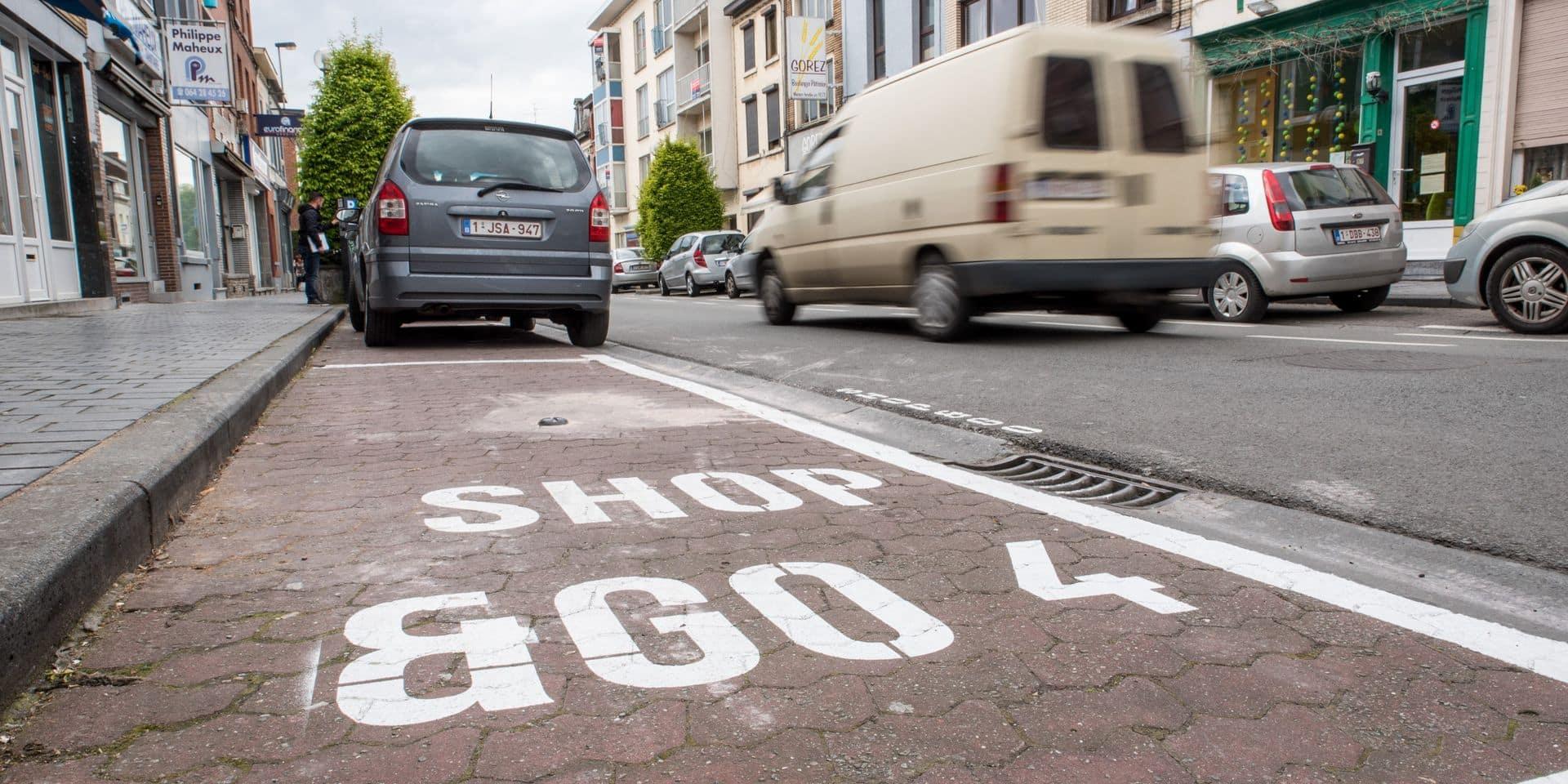 La Louvière prolonge la gratuité du parking en centre-ville