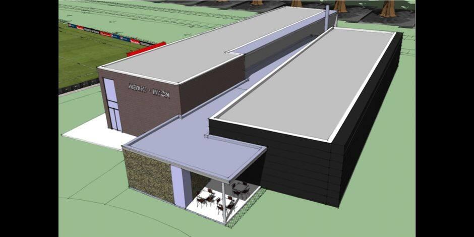 Une nouvelle infrastructure et une salle CALVA pour l'AEDEC Hyon