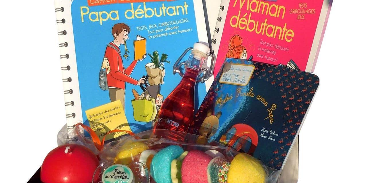 "La ""parents box"", un cadeau de naissance original"