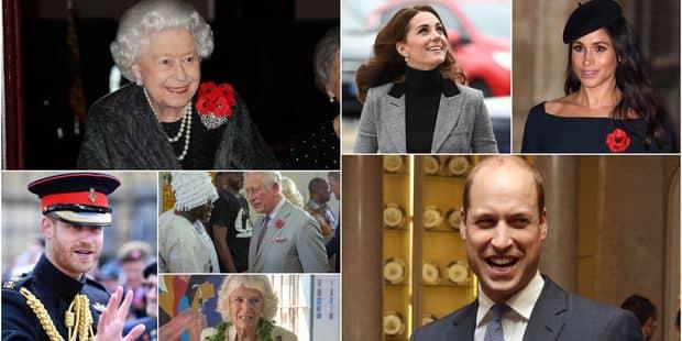 """Les Britanniques ont leur """"petit préféré"""" dans la famille royale, et de loin... - La DH"""