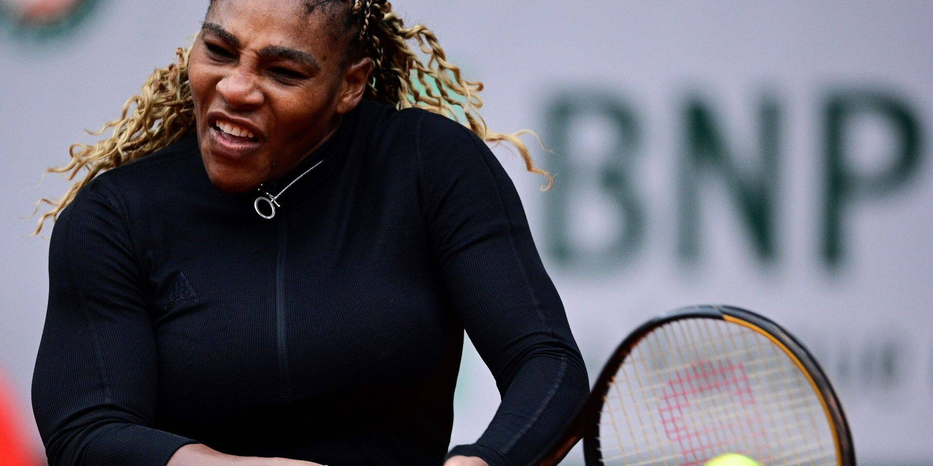 Serena Williams qualifiée, Marketa Vondrousova, finaliste 2019, battue dès le premier tour
