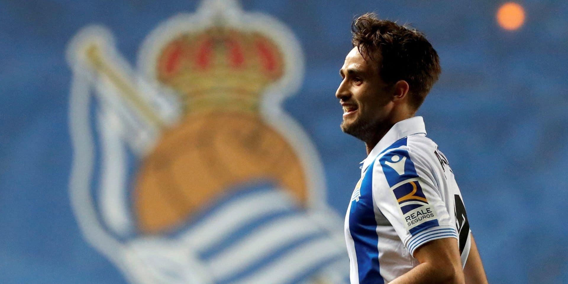 La Real Sociedad et Adnan Januzaj prennent la 4e place