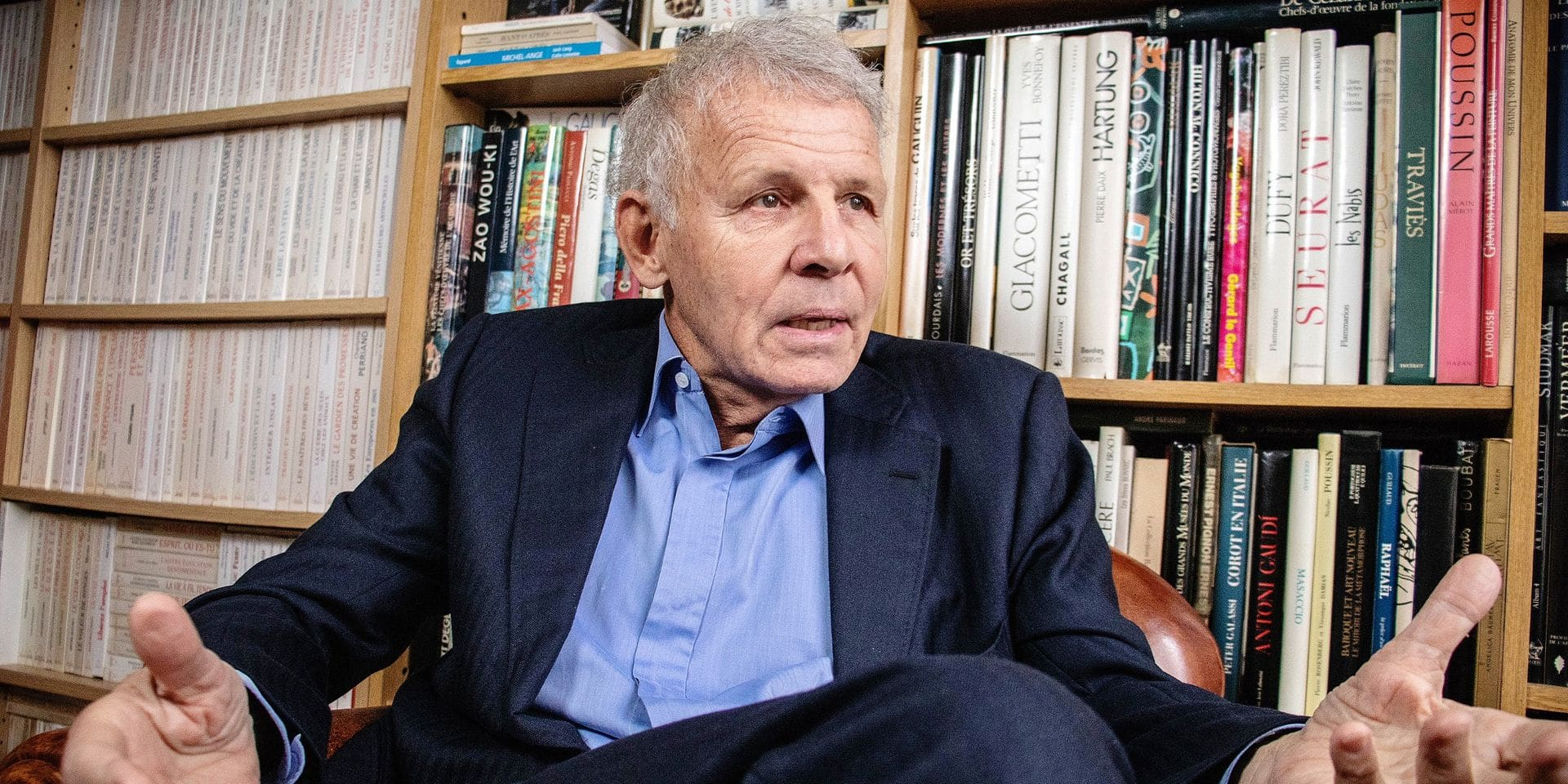 Patrick Poivre d'Arvor accusé de viols par une écrivaine : il fait l'objet d'une enquête par le parquet de Nanterre