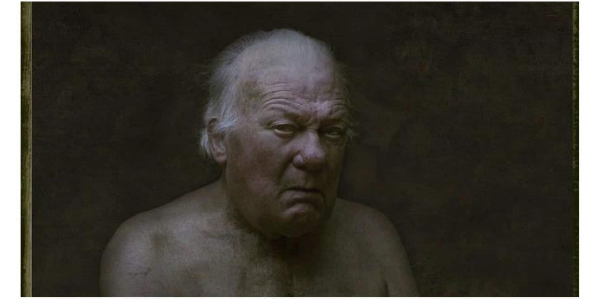 """""""C'était sa dernière séance photos"""": Fabien Dettori venait d'immortaliser Philippe Nahon, inoubliable gueule du cinéma français, décédé d'une maladie aggravée par le Covid-19"""