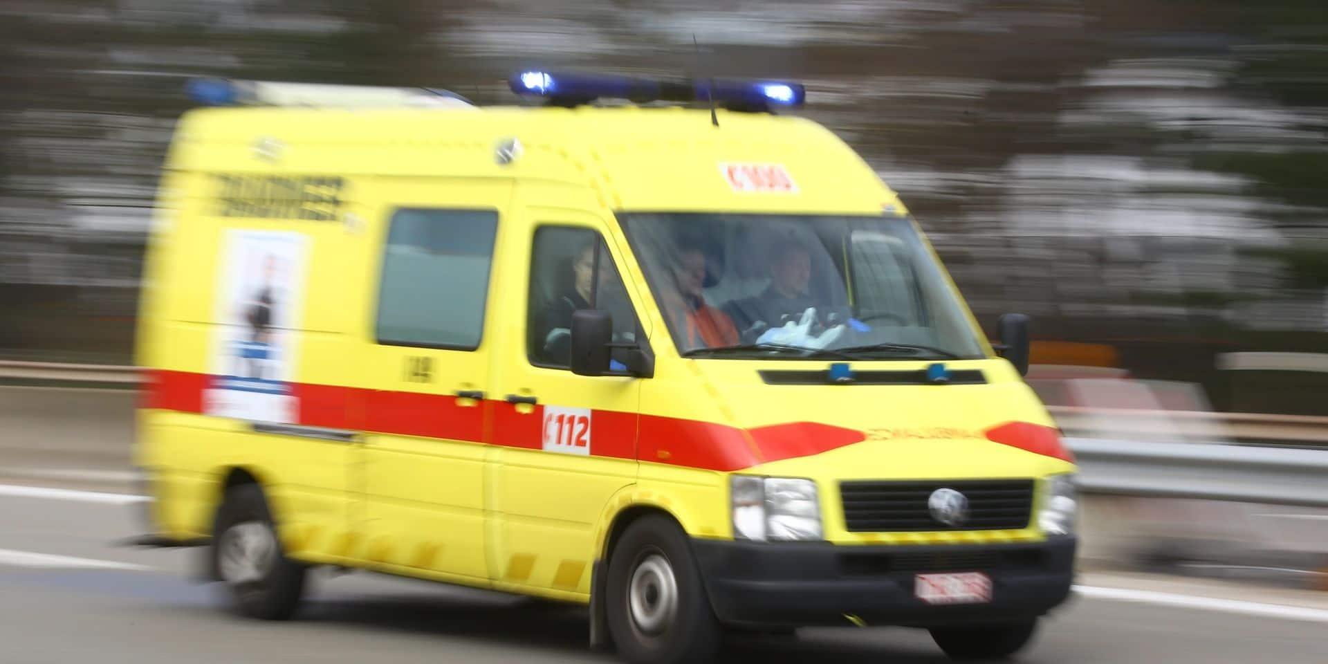 Un jeune homme de 20 ans perd la vie à la suite d'un accident à Virelles