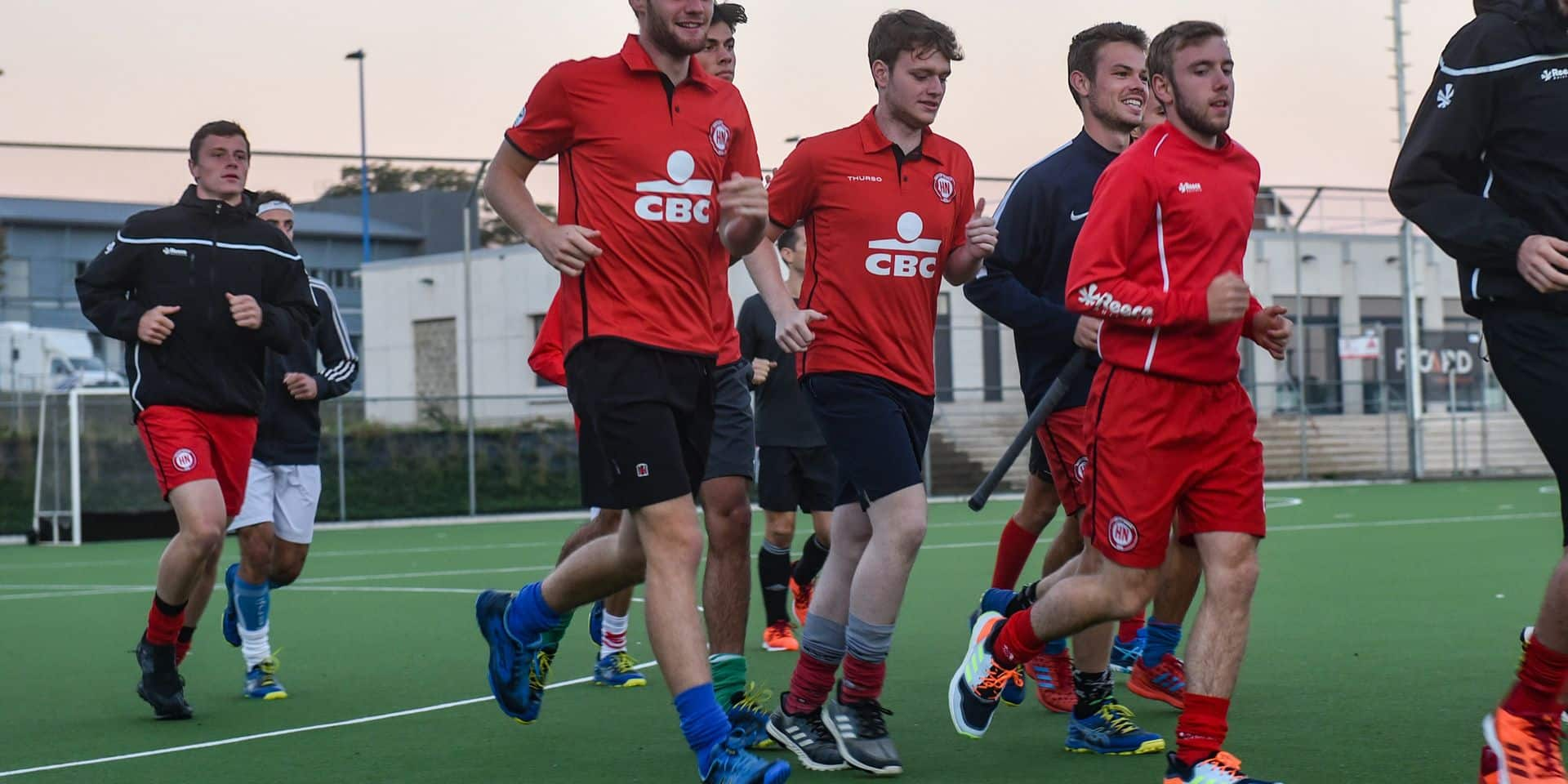 C'est la reprise en hockey DH: Namur et Liège, les petits poucets, veulent y croire