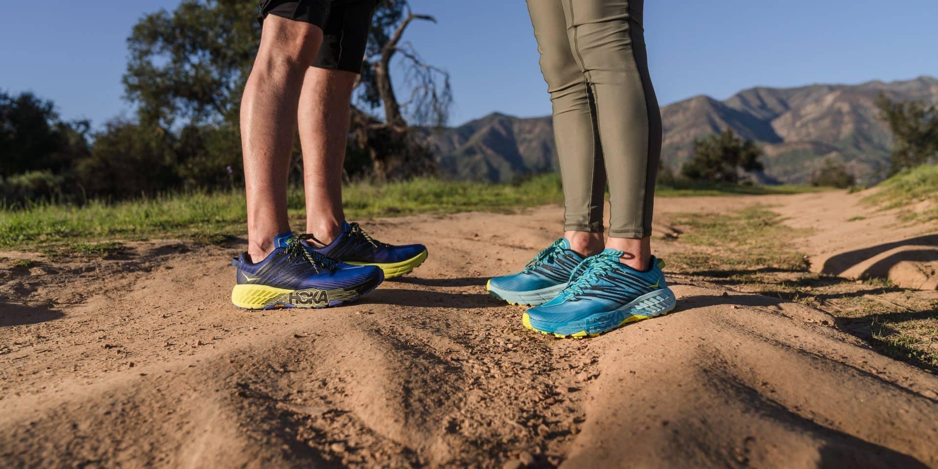 Test Speedgoat 4: la chaussure de trail qui donne envie de faire des kilomètres