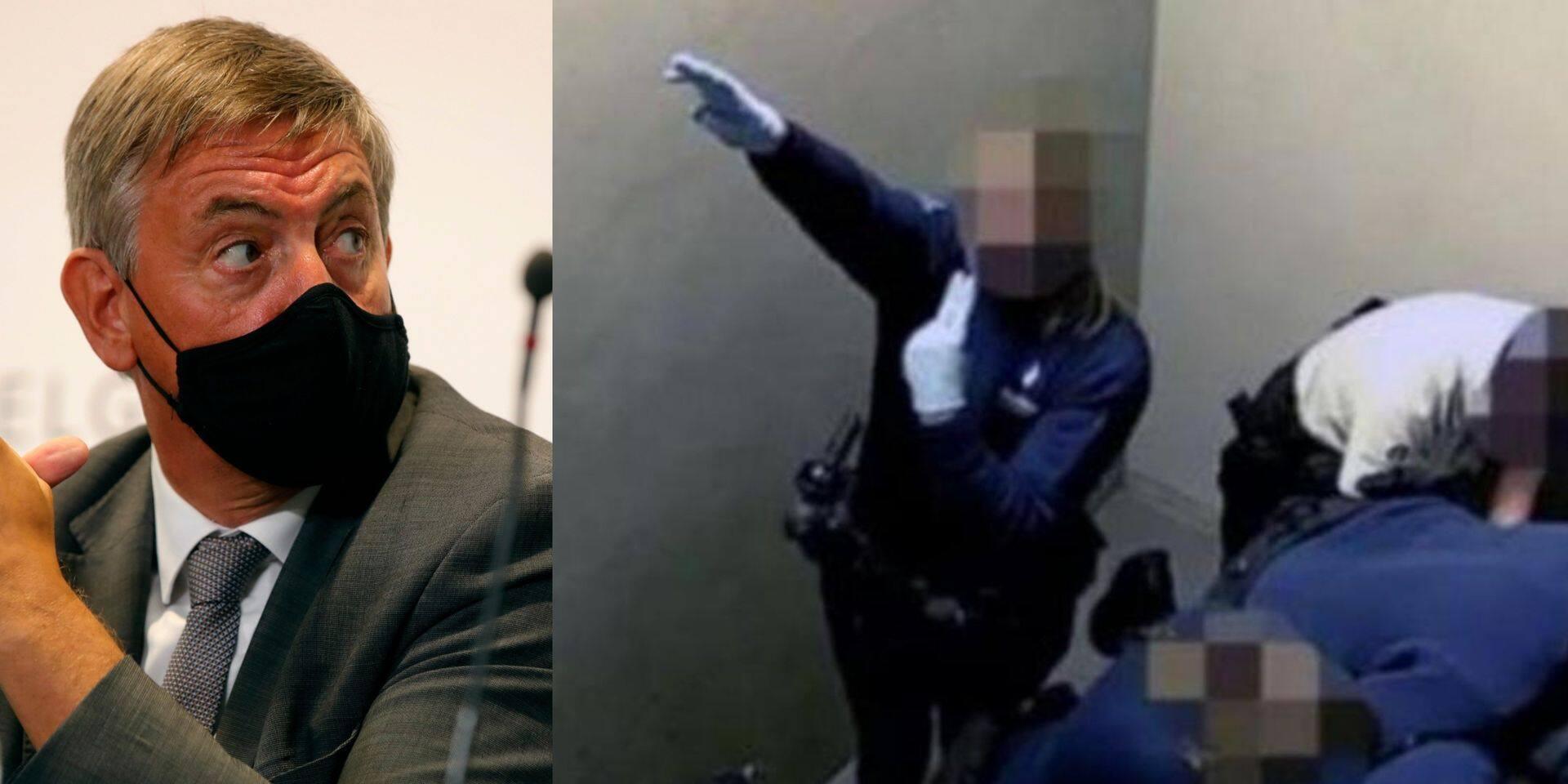 Décès d'un passager à l'aéroport de Charleroi: Jan Jambon était au courant de l'incident depuis juillet 2018