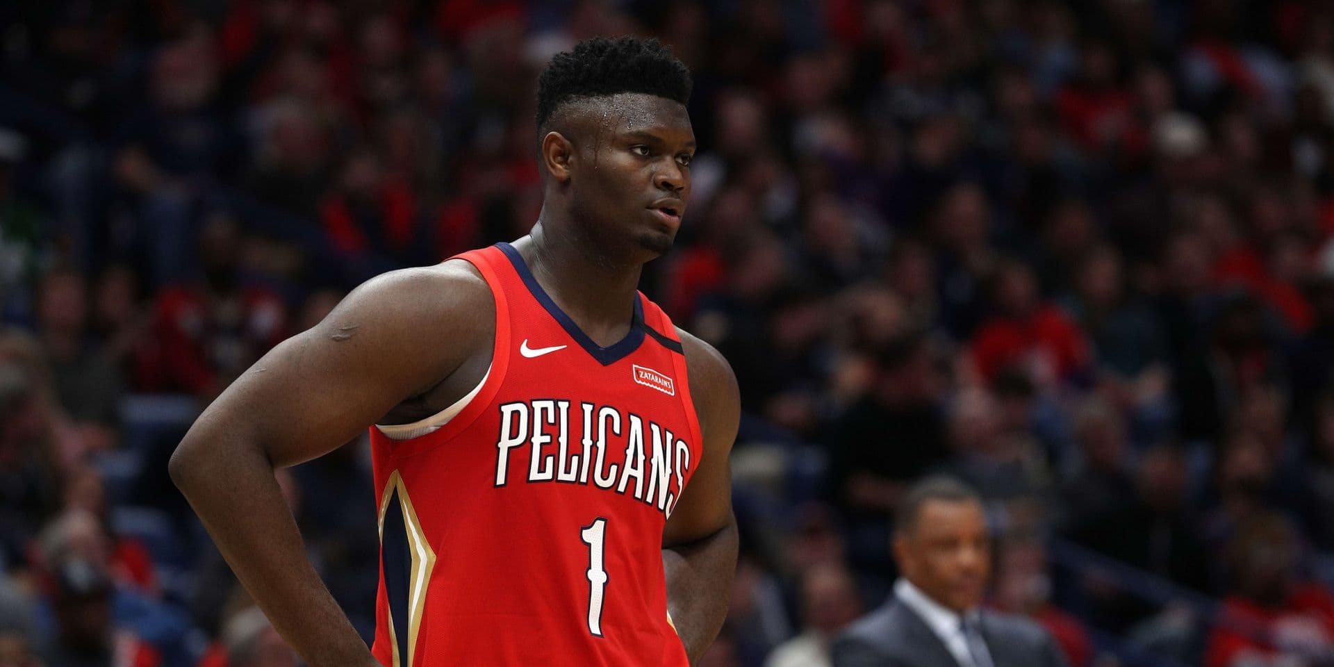 NBA: Zion Williamson réussit sa grande entrée en NBA
