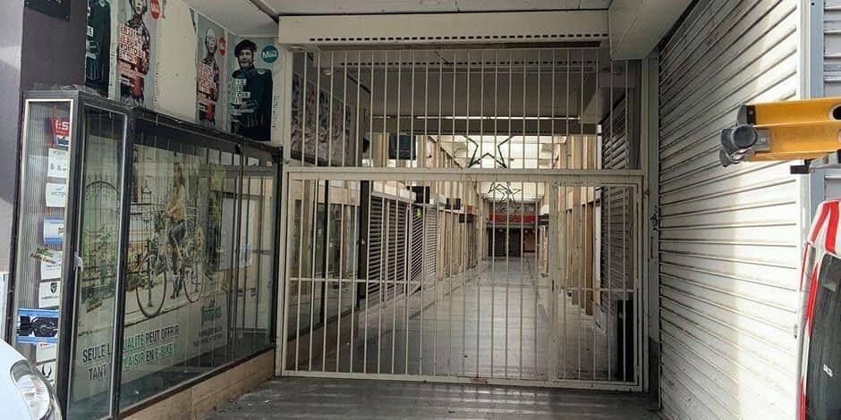Passage du Centre à Mons: Les copropriétaires n'ont pas pu se réunir depuis la fermeture
