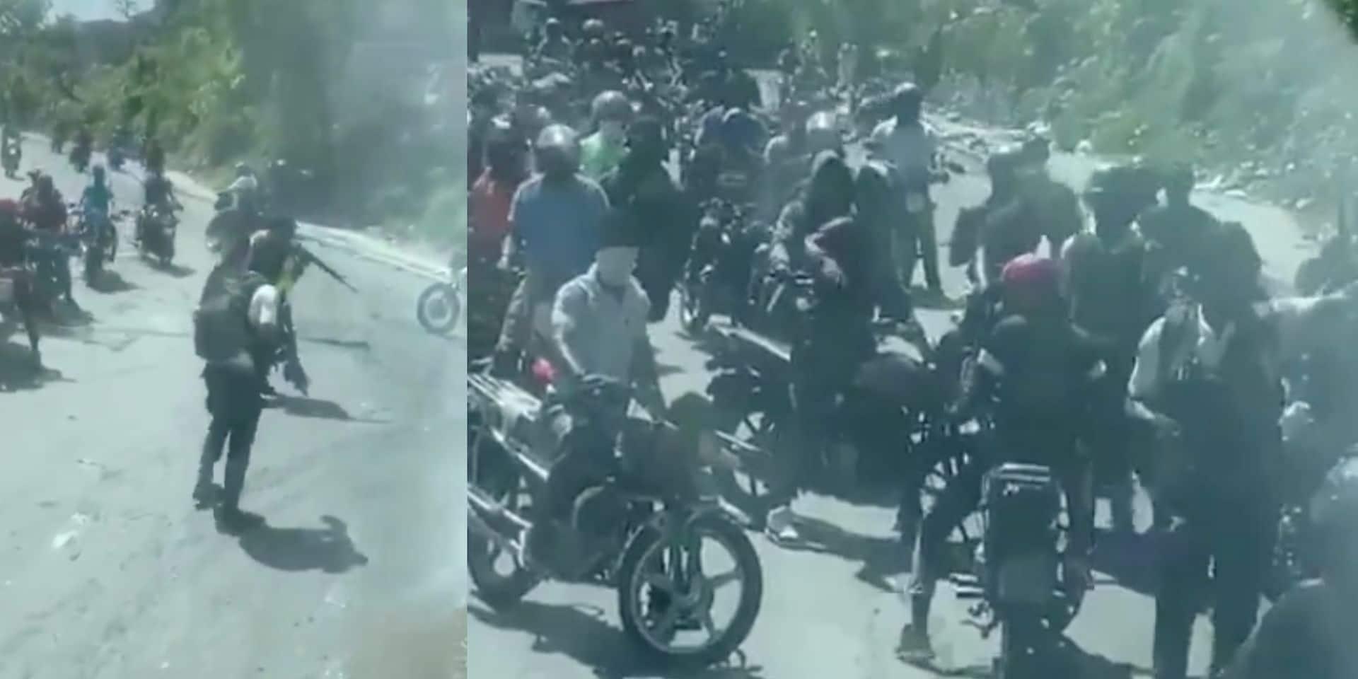L'équipe du Belize brièvement arrêtée par des insurgés armés en Haïti (VIDEO)
