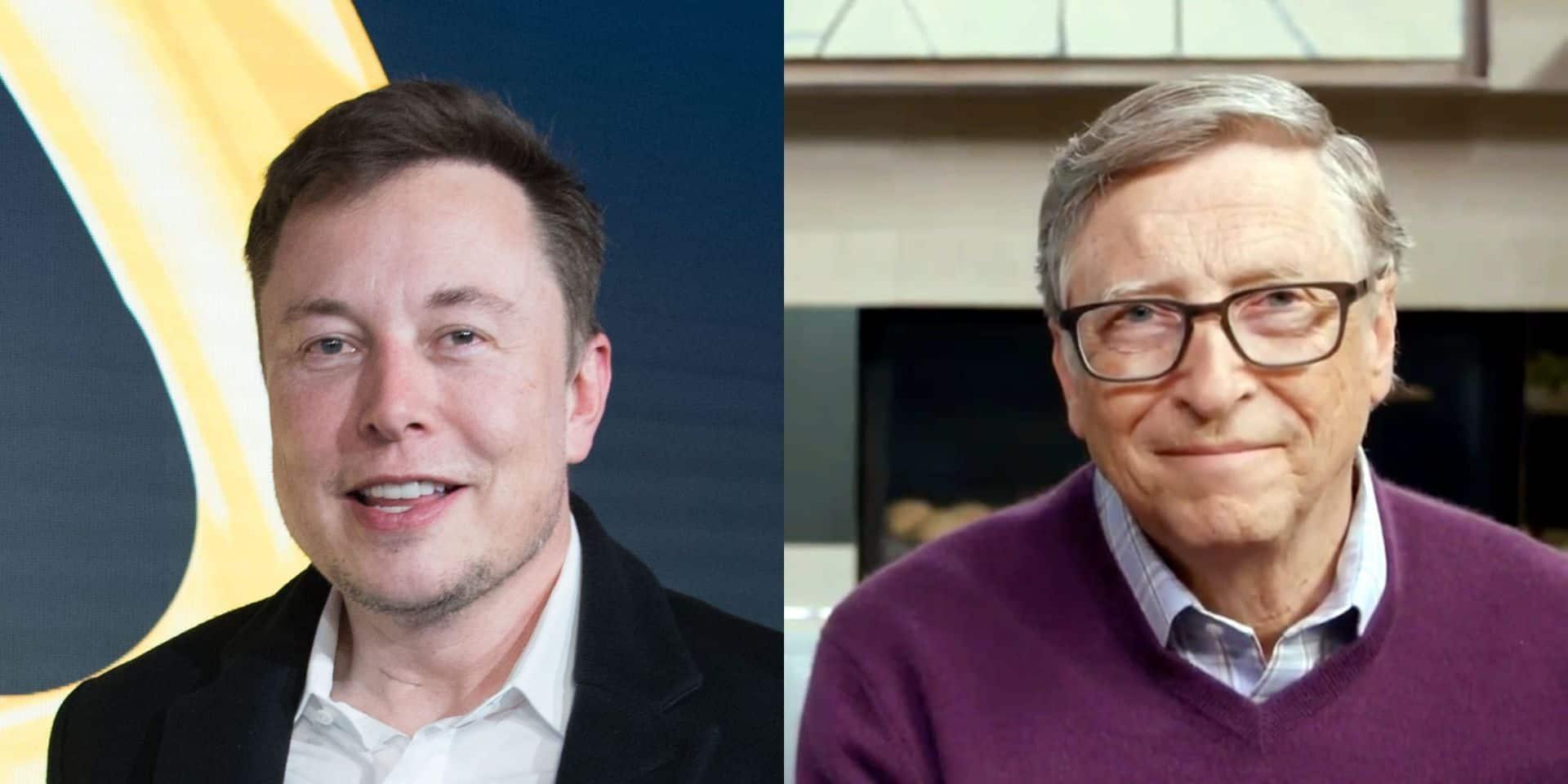 Elon Musk, Bill Gates : des stars américaines victimes d'un piratage aux cryptomonnaies
