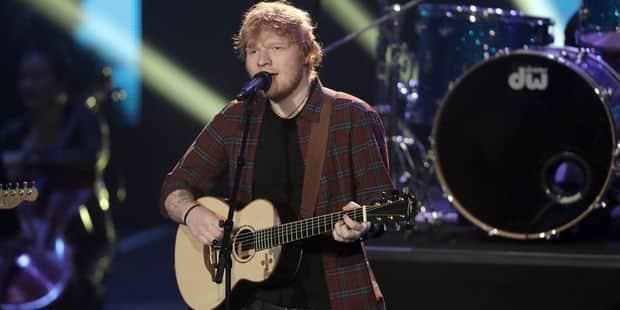 Ed Sheeran a son équipe favorite pour le Mondial... - La DH