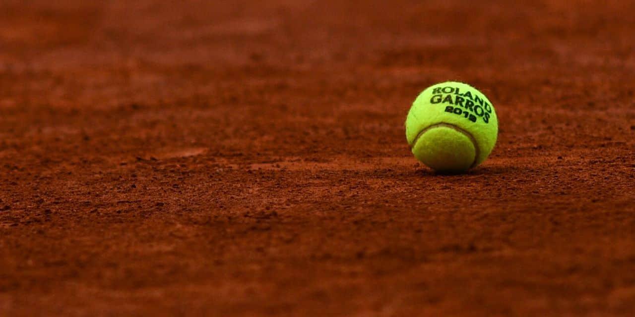 Roland-Garros: Cinq joueurs écartés des qualifications en raison du Covid