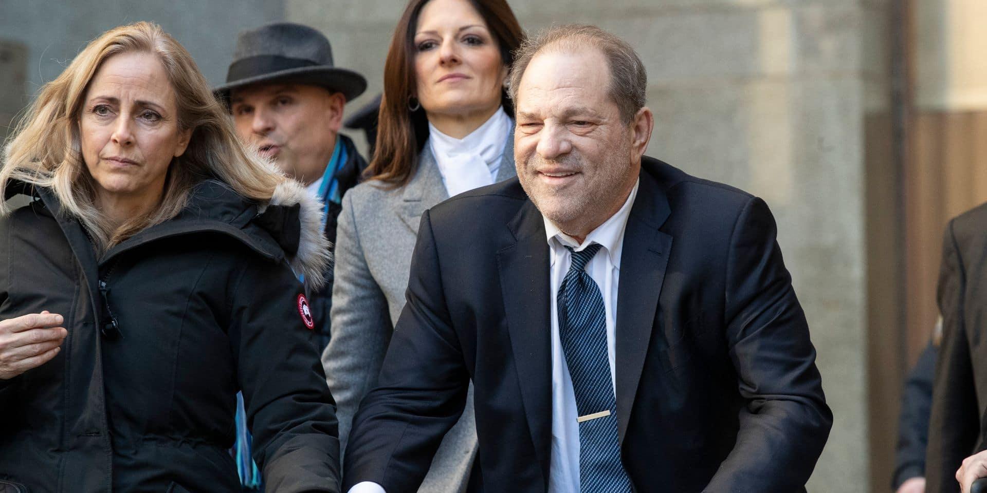 Affaire Weinstein: Le jury encore divisé, le juge les renvoie délibérer