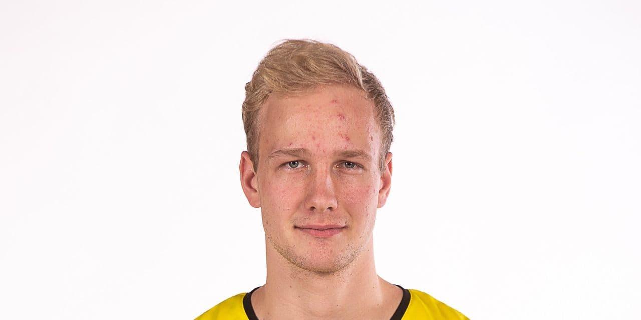 Tim Lambrecht s'engage pour trois ans avec le Spirou Charleroi