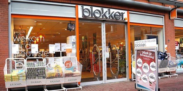 Voici le tout nouveau concept Blokker - La DH