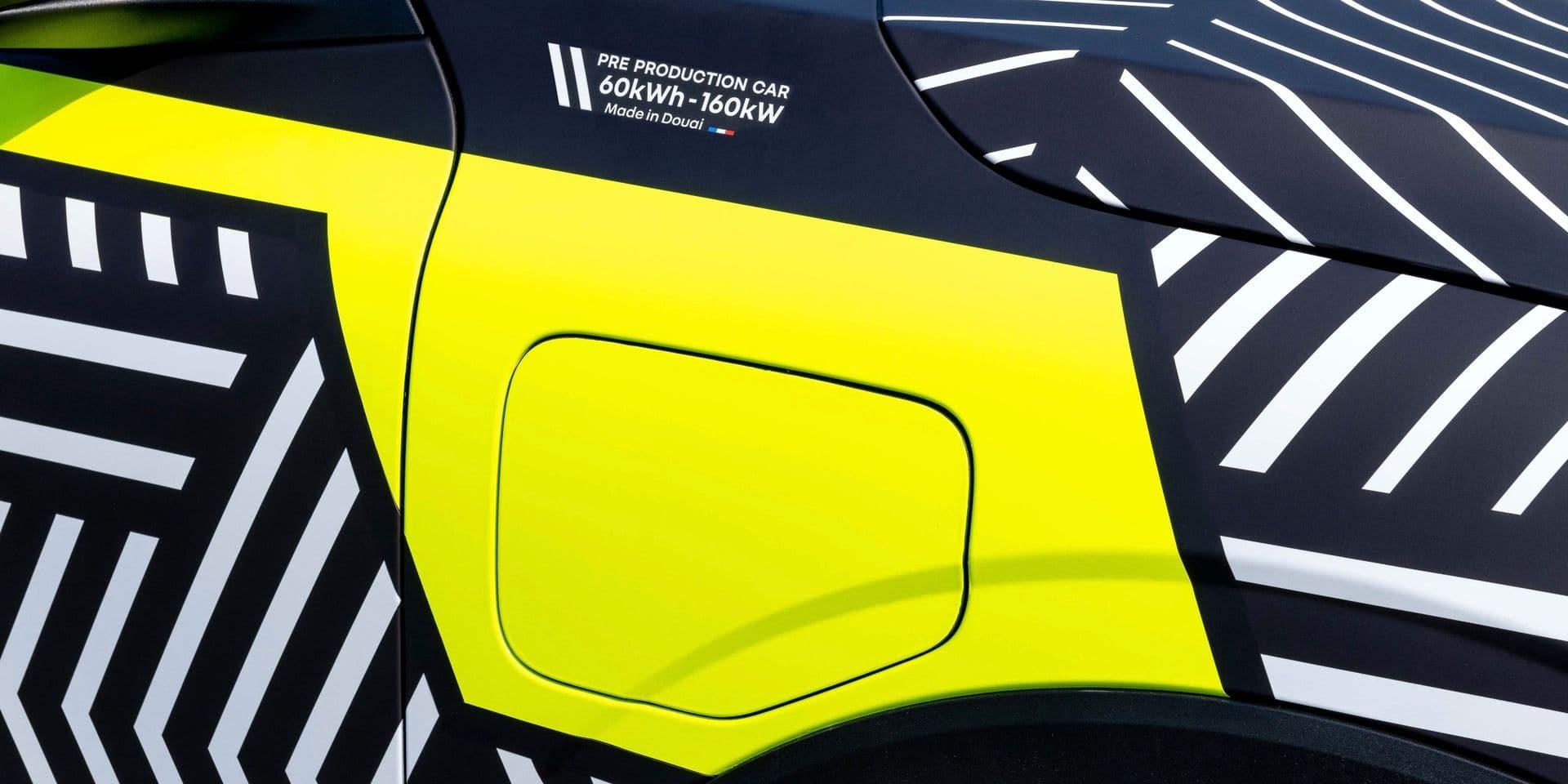 La Renault Mégane change radicalement et devient électrique