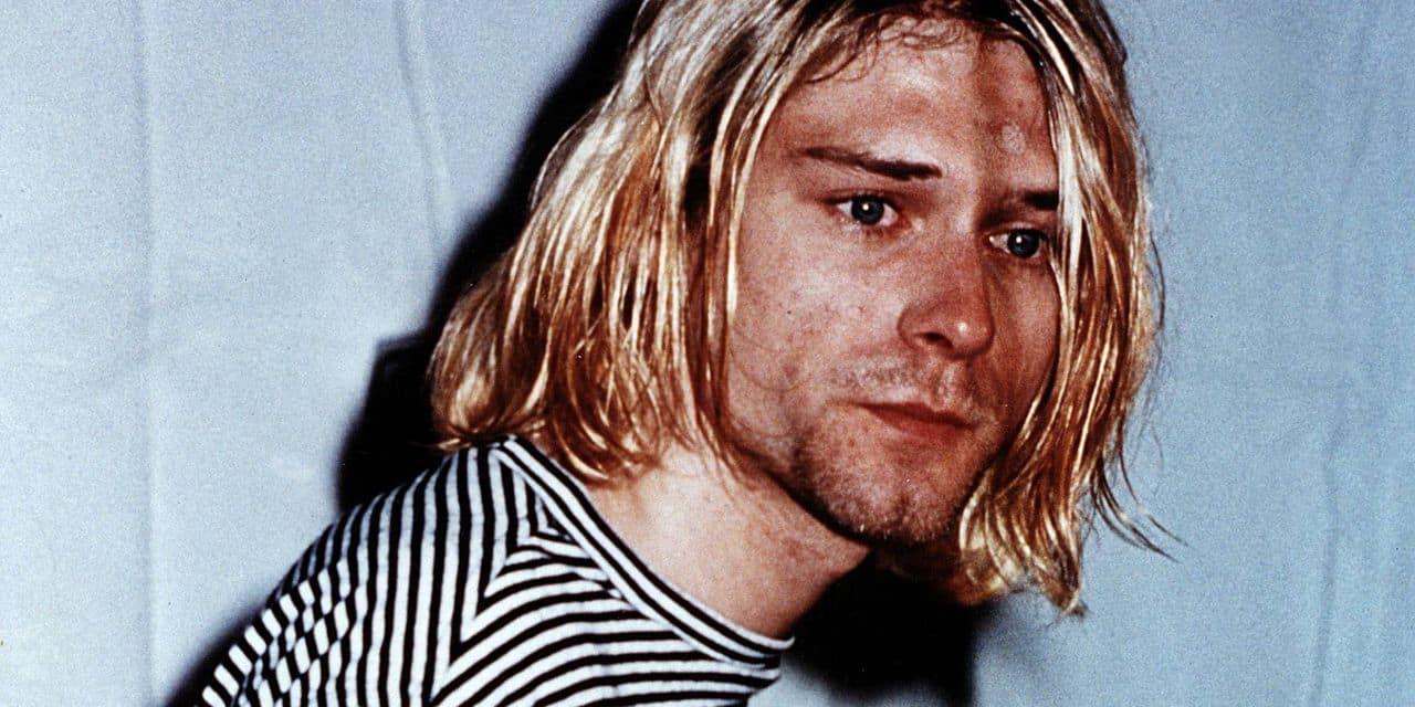 Un gilet de Kurt Cobain vendu à prix d'or