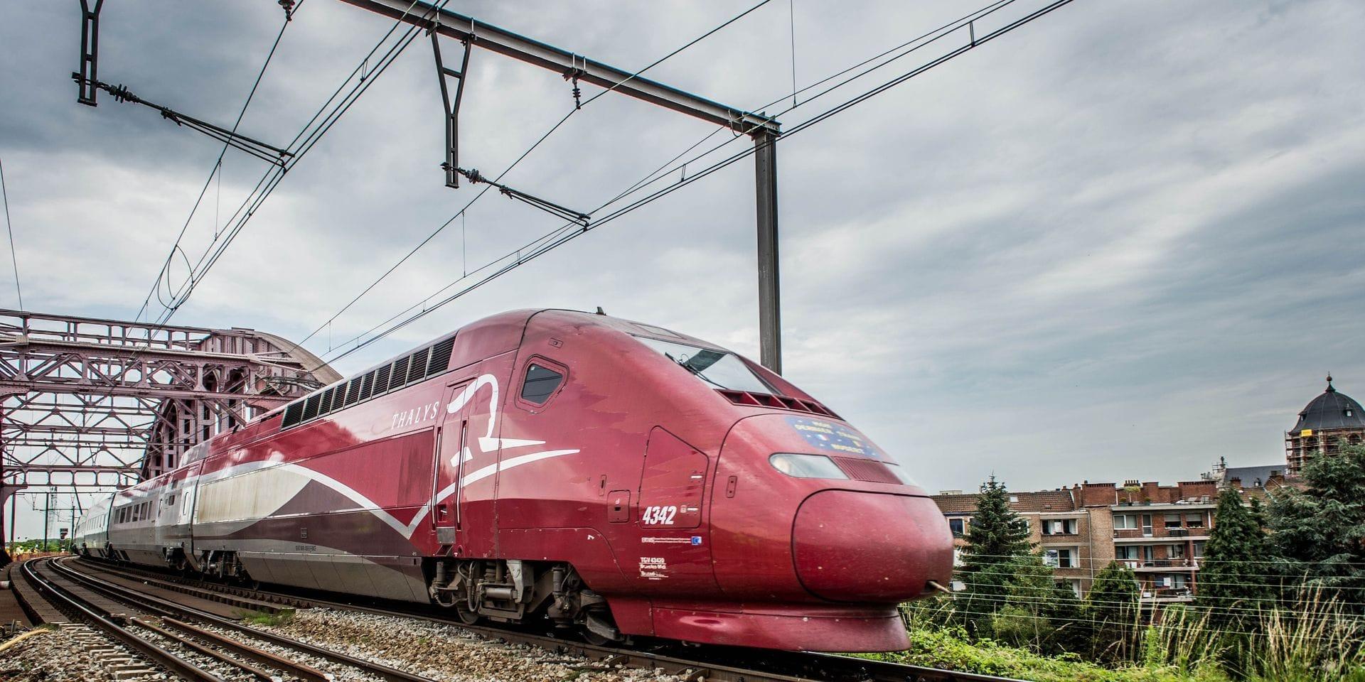 """Déraillement d'un """"TGV fantôme"""" à l'atelier de réparation de Forest: """"Cela va coûter très cher"""""""